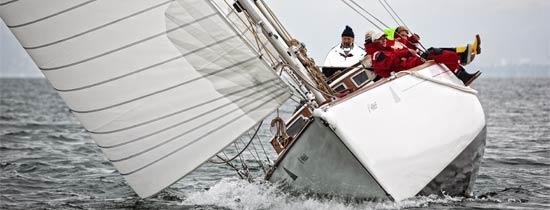 Classic Yacht #1