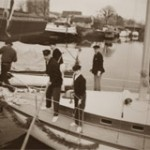 Schiffstaufe 1955