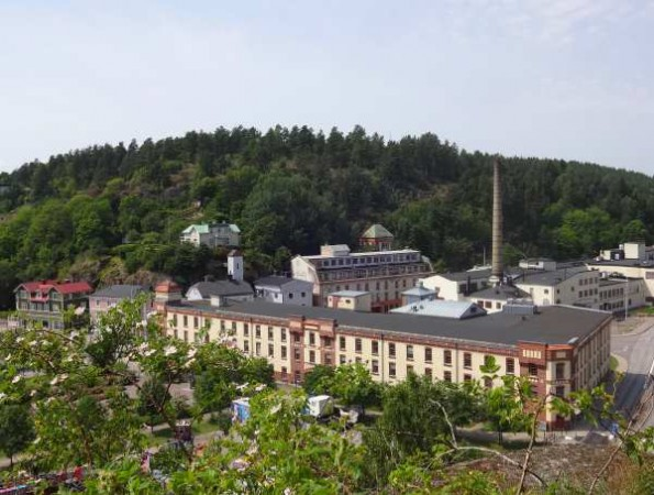 Alte Lederfabrik von Valdemarsvik