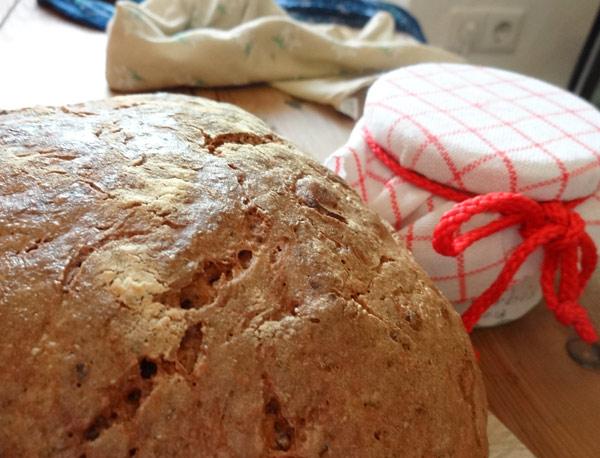Alle Tipps zum Brotbacken jetzt in der Kombüse von Smutje Rosa
