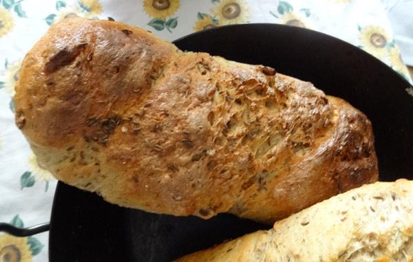 Brot backen an Bord - Tipps & Tricks