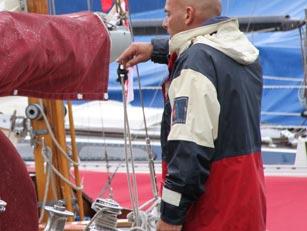 Vom Schiff auf die Straße: Wärme schenken