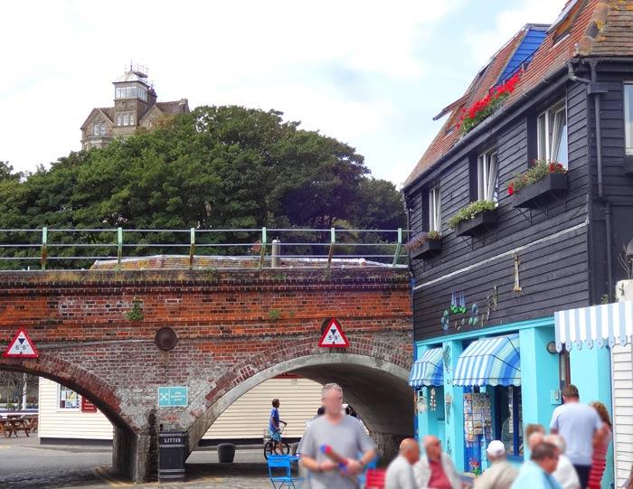Folkestone-Fischerviertel