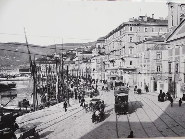 Triest-um-1900
