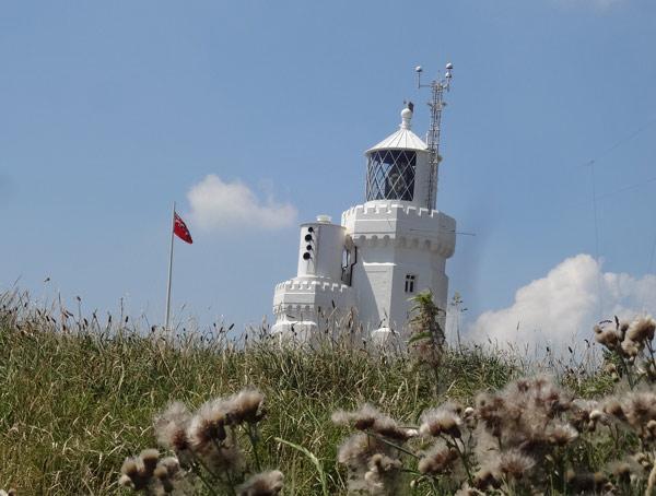 Der Leuchtturm St. Cathrins Point