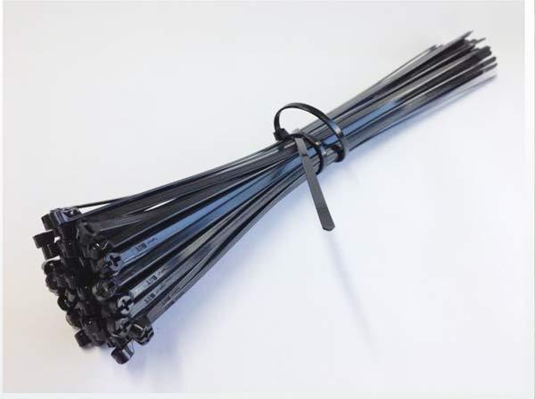 Eine revolutionäre Erfindung: der Kabelbinder ...