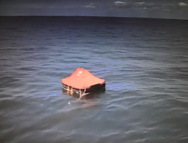 Rettungsinsel: Eine Insel die Rettung verspricht ....