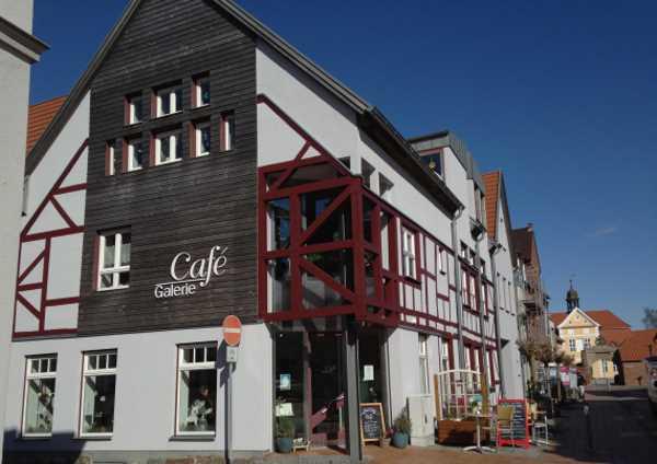 Stilvoll renoviert: Das Galerie Café
