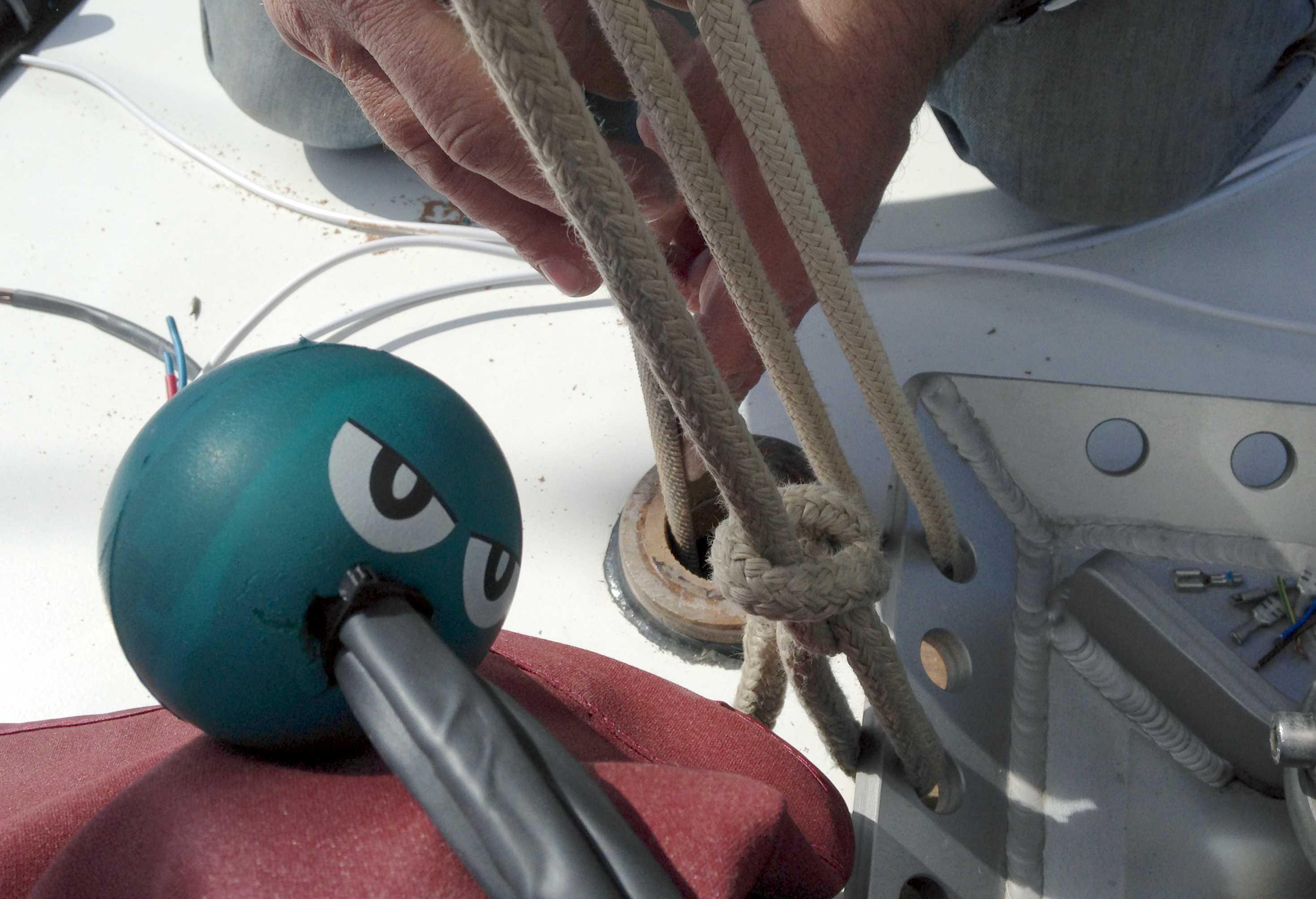 Das zweite Leben des Smiley-Knautschballs
