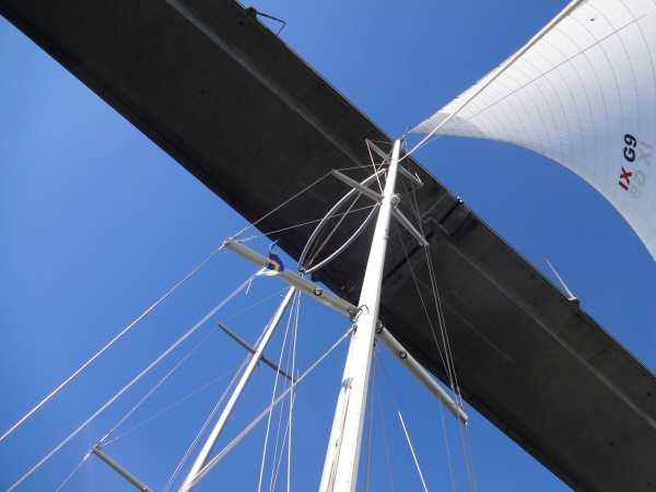 Unter der Kalmarsundbrücke