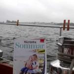 Ende Juni wartet ganz Västervik auf den Sommer