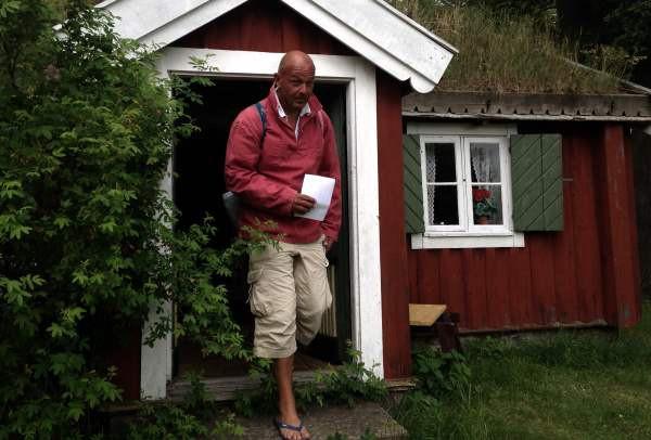 Schwedische Seemannskate - für kleine Matrosen