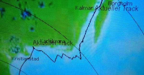 Die Kreuzfahrt durch die Nacht: Kalmarsund & Hanöbucht