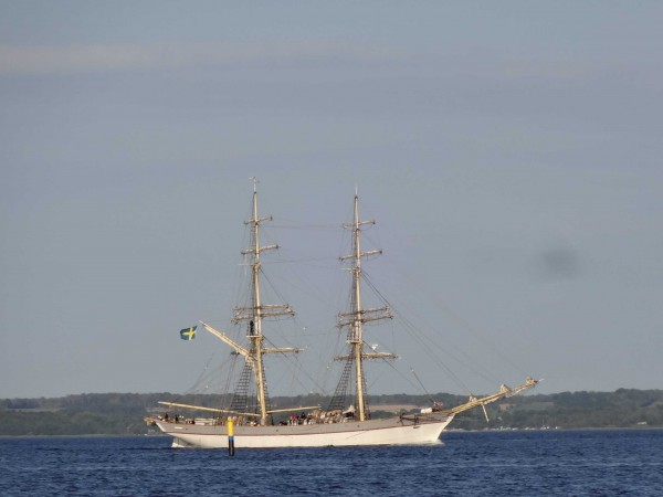 Tre kronor im Kalmarsund