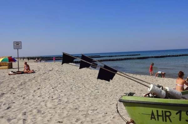 Fischland-Darss-Zingst: Segeln im Bodden
