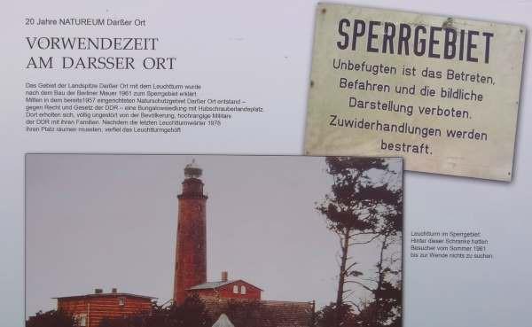 Informationen über den Leuchtturm im Wandel der Zeit: Natureum