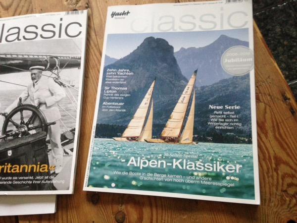 "Auf Safari in der ""yacht classic"" Spezial"